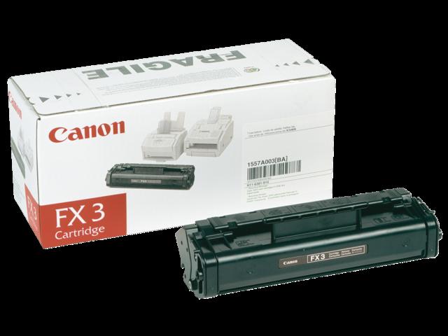 Tonercartridge canon fx-3 zwart