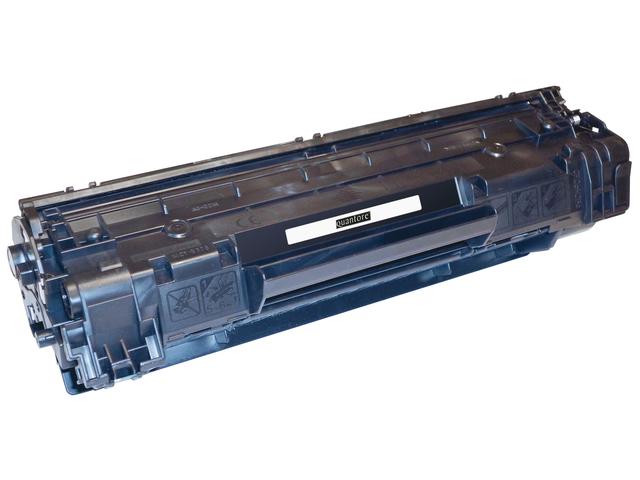 Tonercartridge quantore hp ce285a 85a zwart