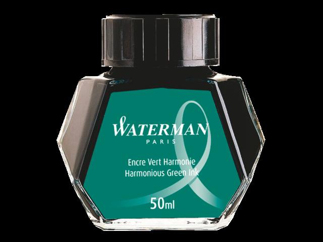 Vulpeninkt waterman 50ml harmonieus groen