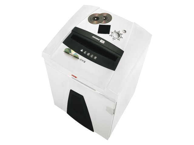Papiervernietiger hsm securio p44 snippers 3.9x40mm + cd