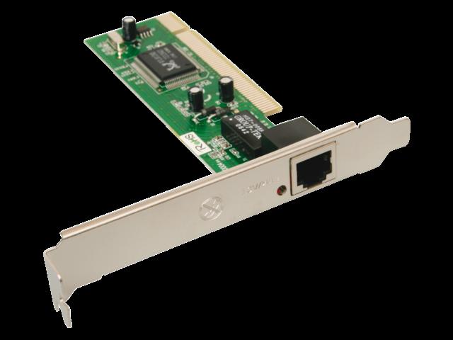 Netwerkkaart icidu pci 10/100mbit/s