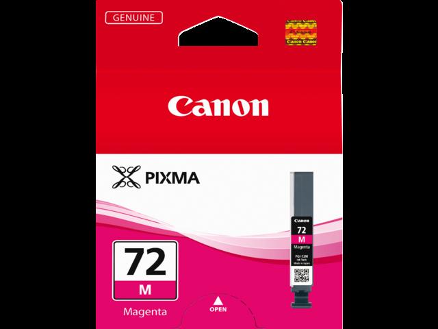 Inkcartridge canon pgi-72m rood