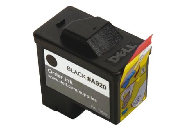 Inkjetcartridge dell dlt530 zwart