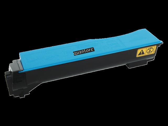 Tonercartridge quantore kyocera tk-540 blauw