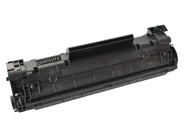 Tonercartridge quantore hp cb436x 36x zwart