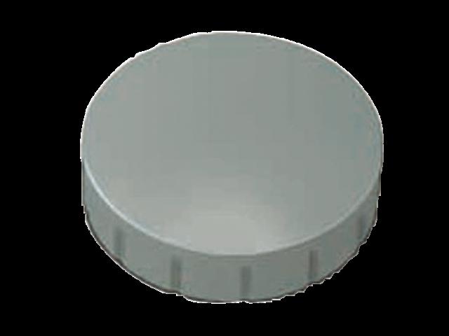 Magneet maul solid 20mm 300gr grijs