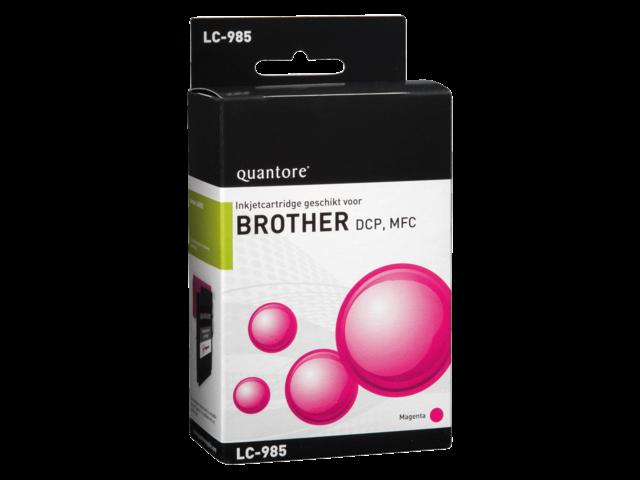 Quantore inktcartridges voor Brother printers