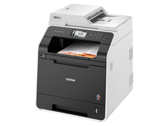 Multifunctional brother mfc-l8650cdw