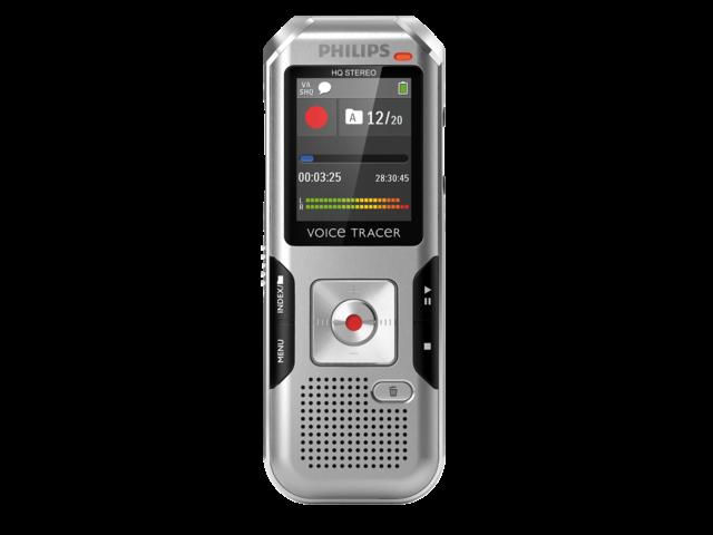 Digital voice recorder philips dvt 4000