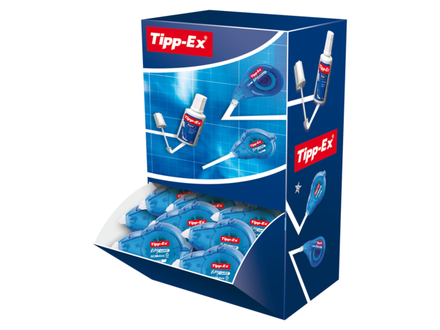 Correctieroller tipp-ex easy refill 5mm doos à 15+5 gratis
