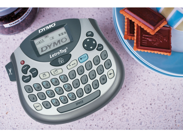 Photo: LETRATAG DYMO DESKTOP LT-100T QWERTY