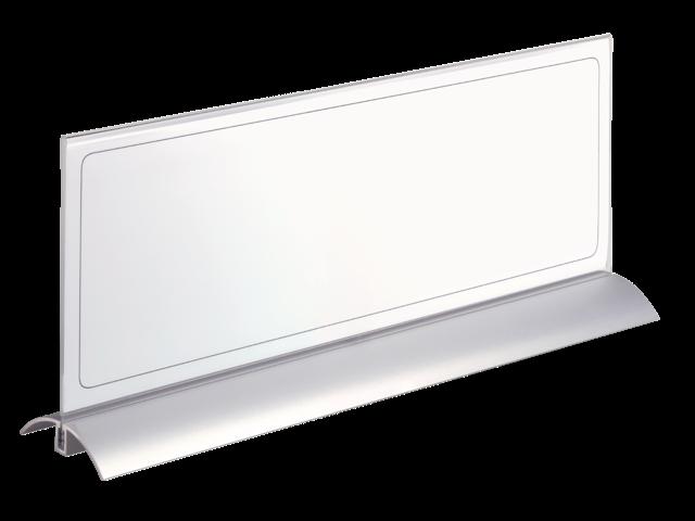 Tafelnaambord durable presenter 8204 149x420mm