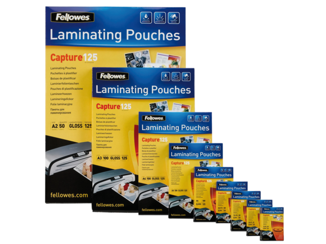 Lamineerhoes fellowes a3 2x80micron mat 100stuks