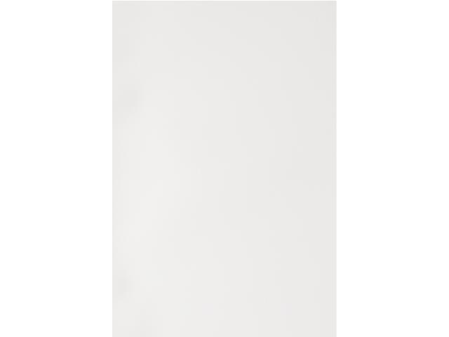 Voorblad kangaro a4 pp 300micron wit 10stuks