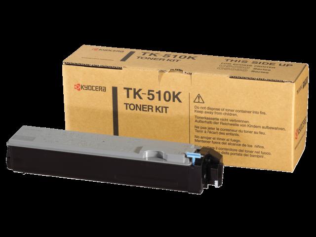 Toner kyocera tk-510k zwart