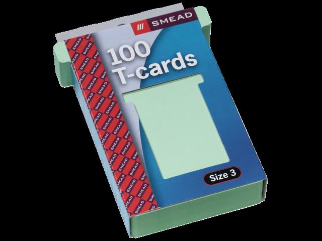 PLANBORD T-KAART A5548-35 77MM GROEN