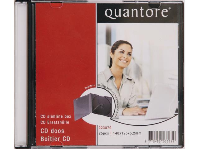 Quantore cd-doos