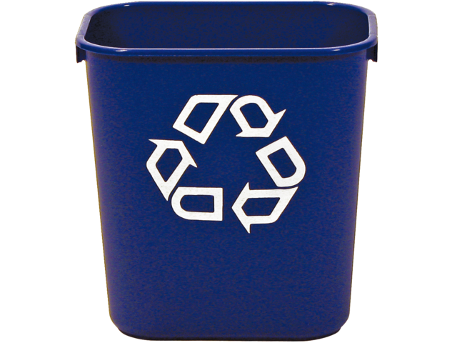 Rubbermaid afvalbak