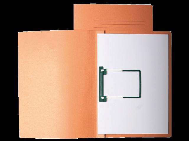 Binnenmap quantore folio met ponsgaten+mech zuurvrij icn2