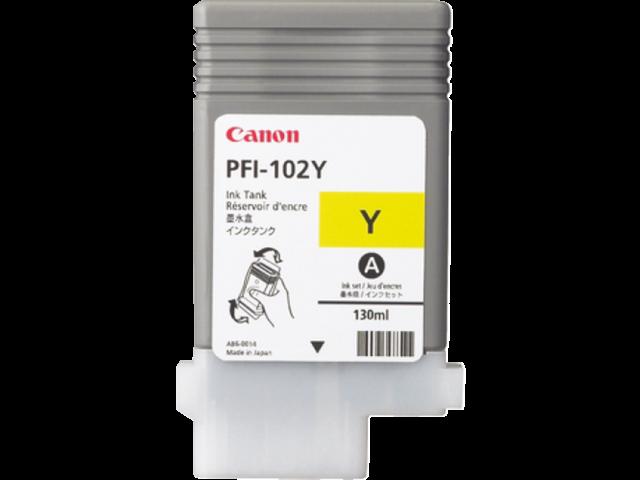 Canon inkjetprintersupplies PFI serie