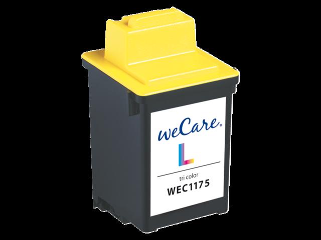 Inkcartridge wecare lexmark 15m0120 20 kleur