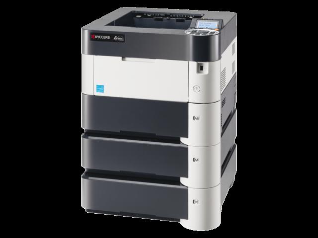 Laserprinter kyocera fs-4300dn