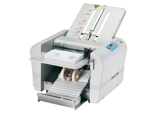 Vouwmachine ideal 8330