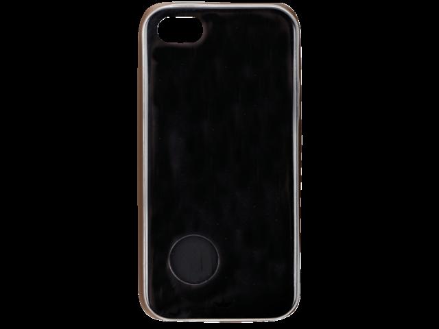 Telefoonhoes dresz tpu case iphone 4/4s zwart