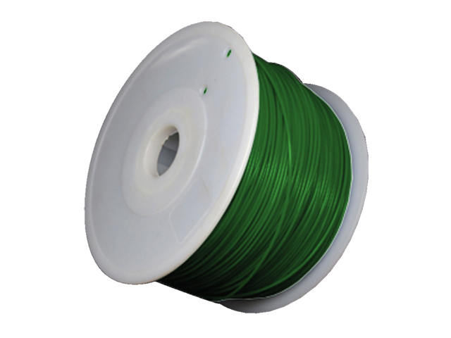 3d filament 1.75mm 1kg groen