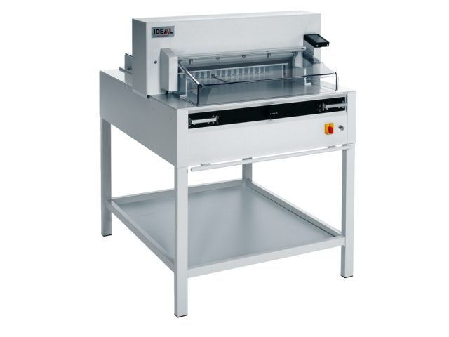 Stapelsnijmachine ideal 6655