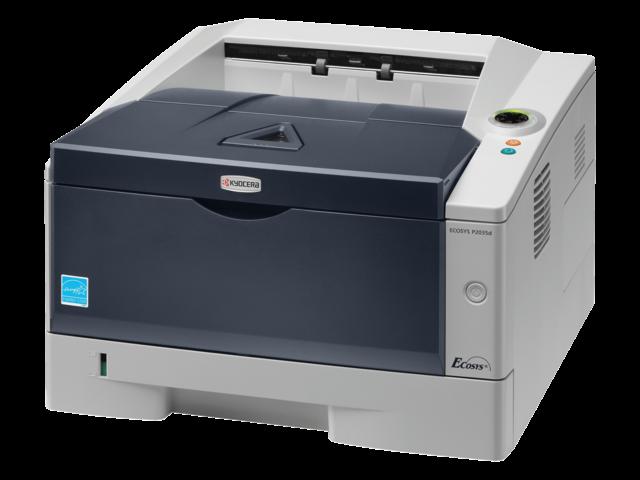 Laserprinter kyocera ecosys p2035dn