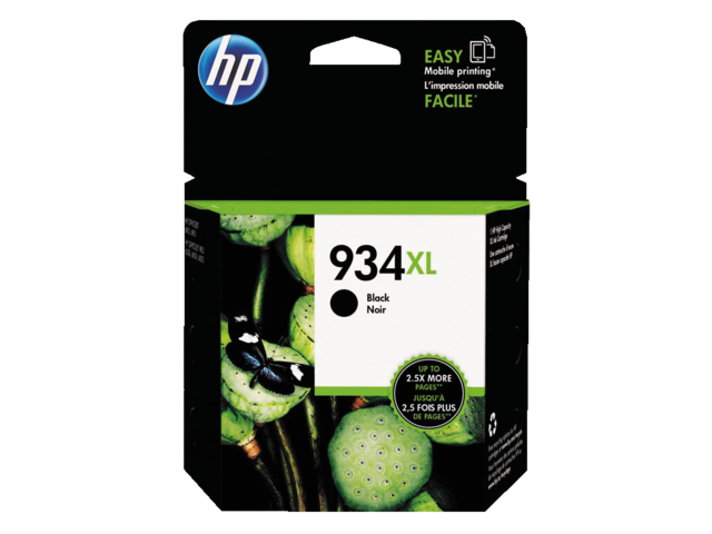 Inkcartridge hp c2p23ae 934xl zwart hc