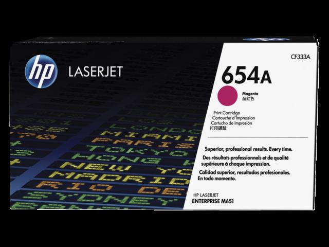 HP laserprintertoners 600 serie