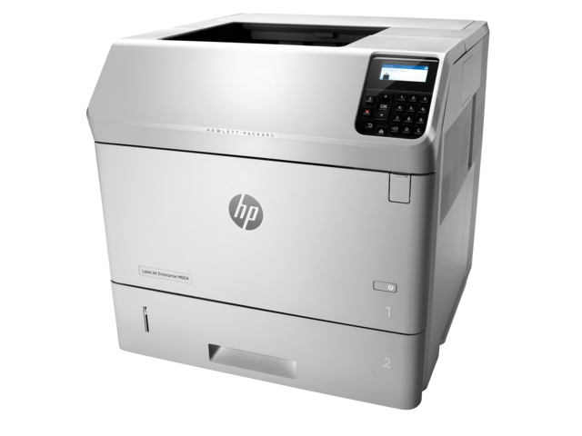 Laserprinter hp laserjet enterprise m604dn