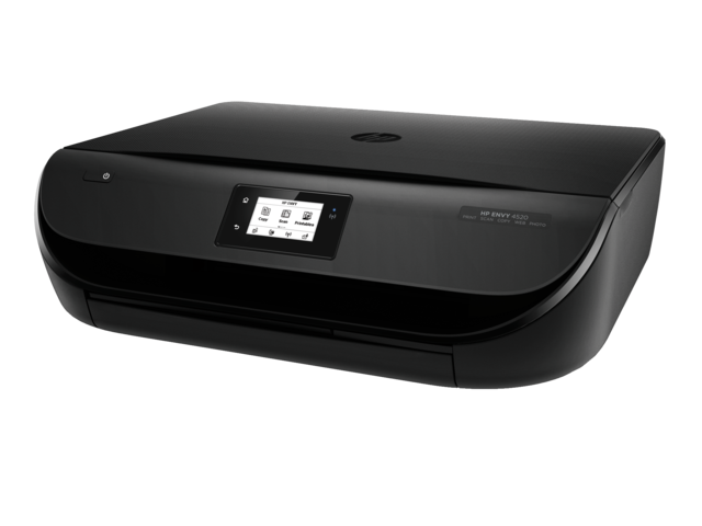 Inkjetprinter hp envy 4520