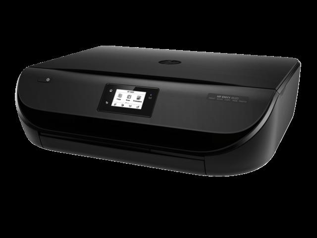 Inkjetprinter hp envy 4520
