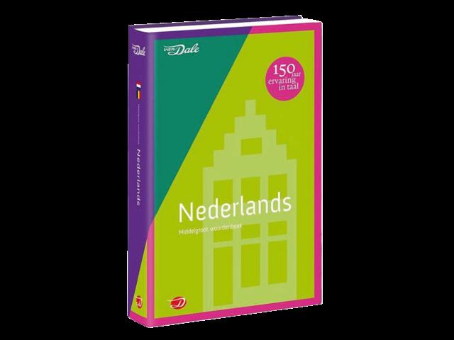 Woordenboek van dale middelgroot nederlands