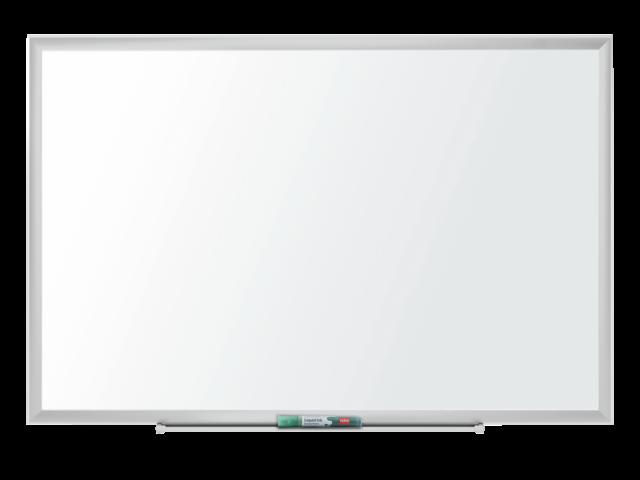 Whiteboard nobo 90x60cm magnetisch gelakt staal
