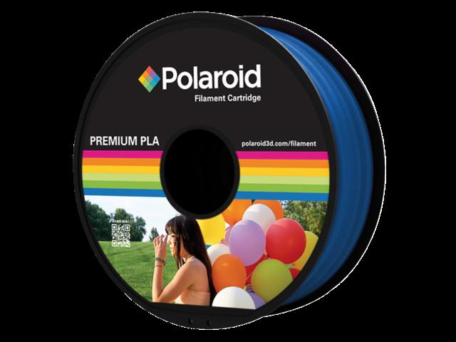 3D FILAMENT POLAROID 1.75MM PLA BLAUW