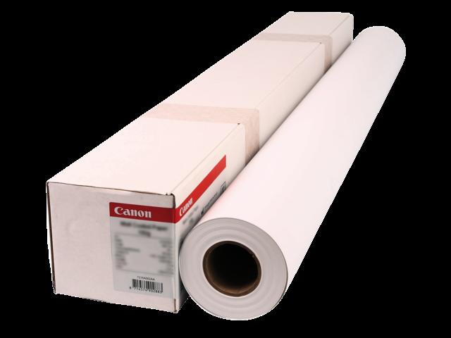 Inkjetpapier canon 1067mmx45m 90gr mat gecoat
