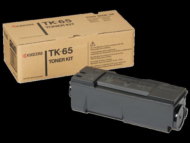 Toner kyocera tk-65 zwart
