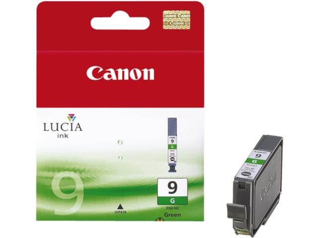 Inkcartridge canon pgi-9g green
