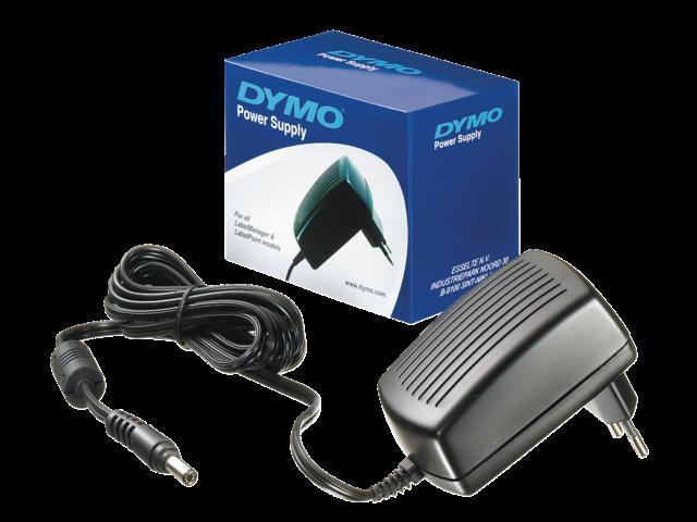 Dymo adapter voor labelmaker
