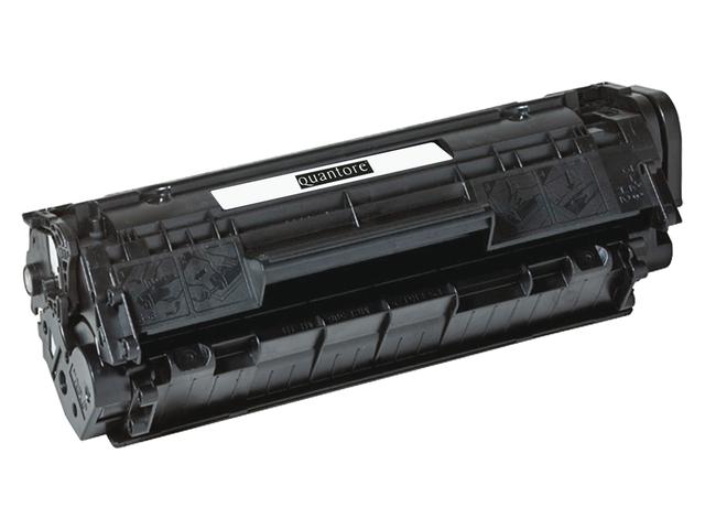 Tonercartridge quantore canon fx-10 zwart