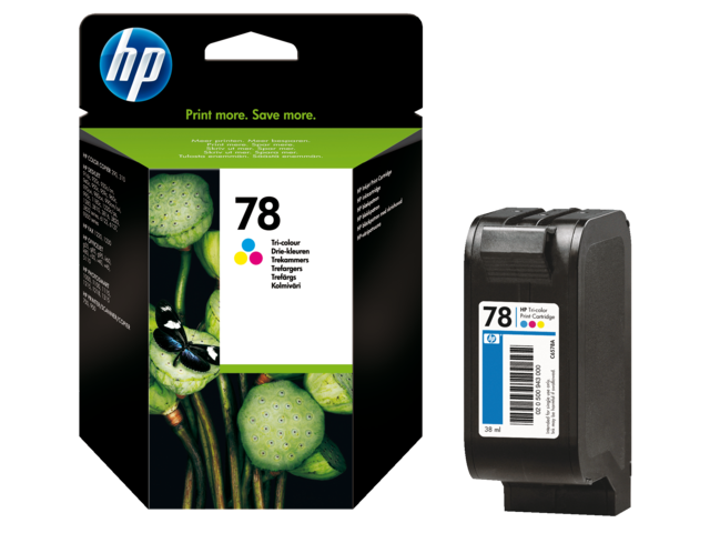 Inkcartridge hp c6578a 78 kleur