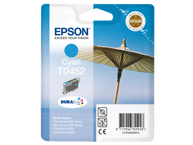 Inkcartridge epson t045240 blauw