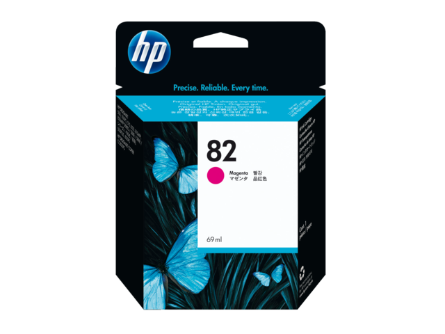 Inkcartridge hp c4912a 82 rood