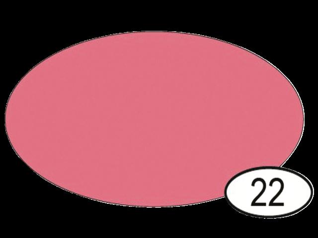 Fotokarton 2zijdig 50x70cm 270gr nr22 oud roze