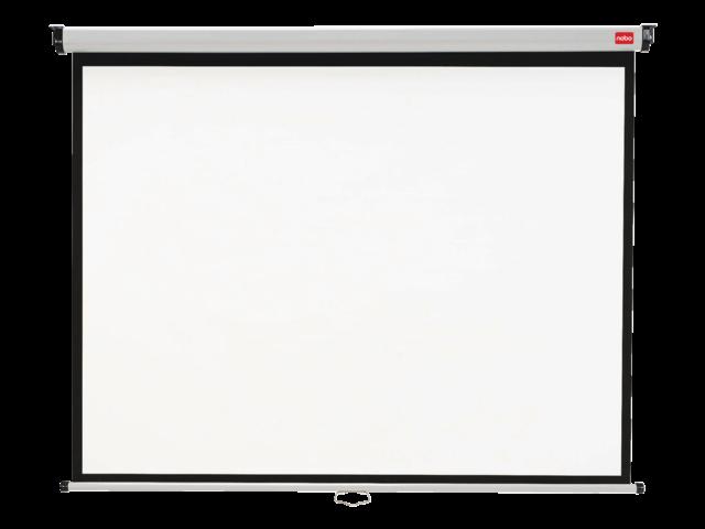 Projectiescherm nobo wand 300cm elektrisch
