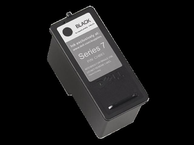 Inkjetcartridge dell 592-10224 zwart